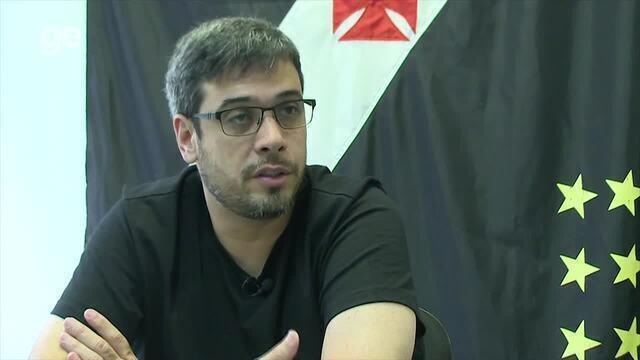 Eurico Brandão fala sobre contratações e situação financeira do Vasco