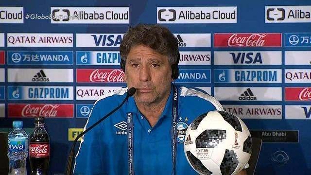 Renato e Geromel falam sobre a estreia do Grêmio no Mundial de 2017