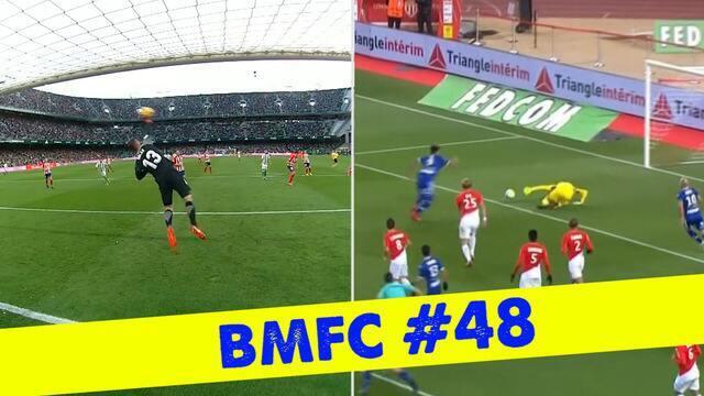 BMFC #48: goleiros roubam a cena em fim de semana de milagres e bizarrices