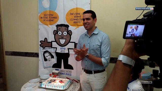 TV Bahêa - Bahia foi premiado no evento das obras sociais Irmã Dulce