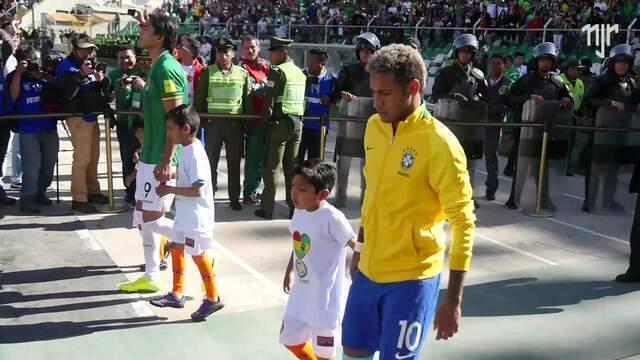 BRASIL x BOLIVIA
