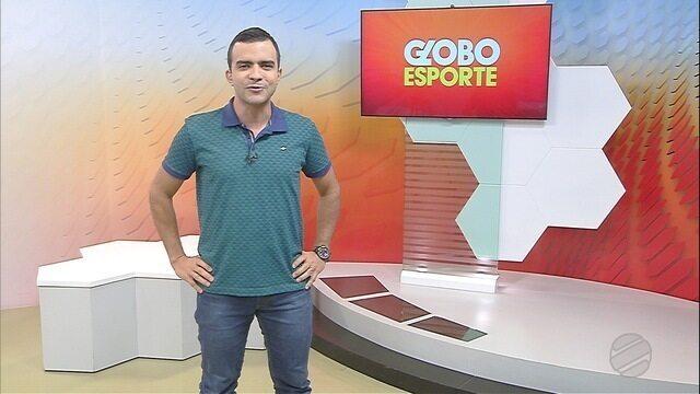 Globo Esporte MS - programa de terça-feira, 12/12/2017 - 2º bloco
