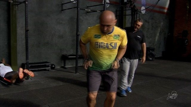 Cearense vai representar Brasil em Mundial Master de Atletismo