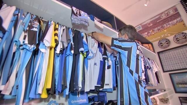Torcedor de Mato Grosso vai percorrer quilômetros para ver o Grêmio no Mundial de clubes