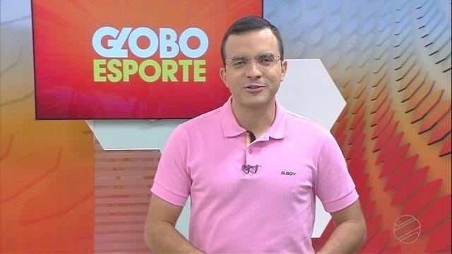 Globo Esporte MS - programa de quarta-feira, 13/12/2017 - 1º bloco