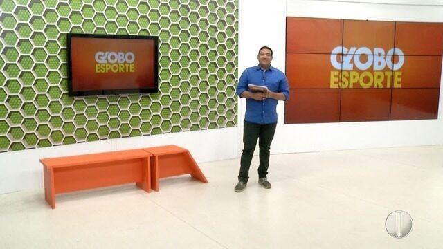 Confira a íntegra do Globo Esporte desta quarta-feira, dia 13 de dezembro