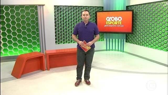 Globo Esporte PE 14/12/17