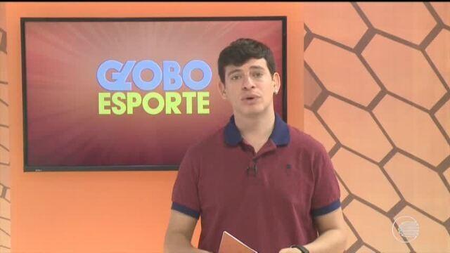 Assista ao Globo Esporte Piauí na íntegra - edição 14/12/2017