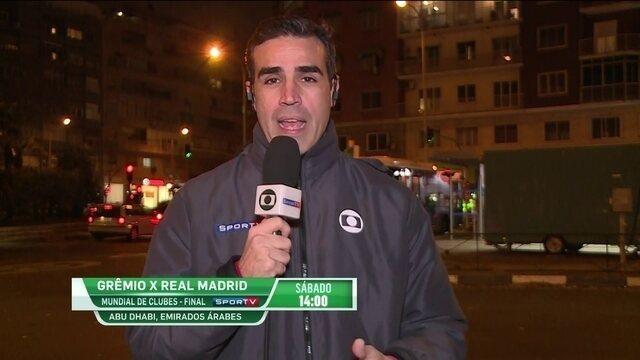 Repórter: Mundial não é o maior sonho de torcedor do Real, mas há obrigação de vencer