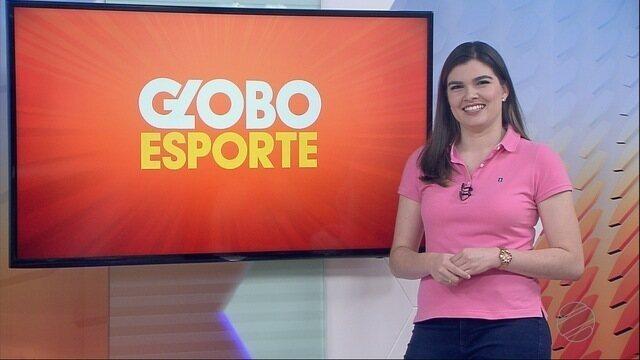 Veja a íntegra do Globo Esporte MT - 14/12/2017