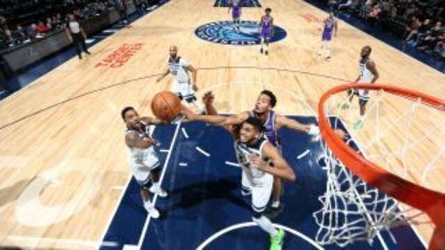 Melhores momentos: Sacramento Kings 96 x 119 Minnesota Timberwolves pela NBA