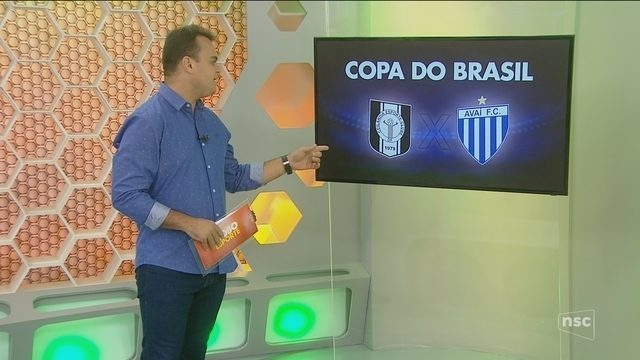 Sorteio na CBF define adversários dos catarinenses na primeira fase da Copa do Brasil