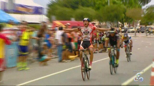 Venezuelano vence elite e Tatielle conquista o bi; resultados das ciclísticas Archer Pinto
