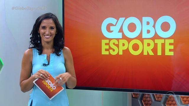 Globo Esporte RS - bloco 2 - 15/01
