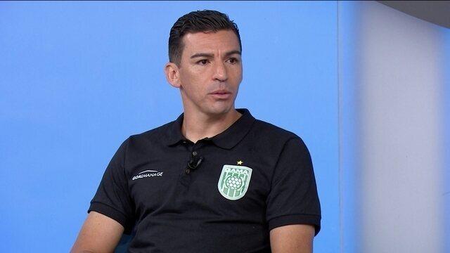 Lúcio lembra saídas do São Paulo e do Palmeiras