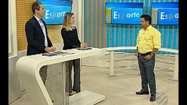 Carlos Ferreira comenta os destaques do esporte paraense nesta terça-feira, dia 16