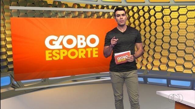 Globo Esporte GO - 16/01/2018 - Íntegra