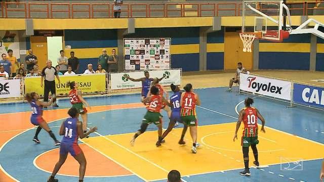 Sampaio Basquete estreia com vitória na Liga Feminina