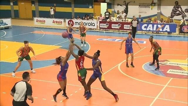 Uninassau estreia com derrota para o Sampaio Basquete na Liga de Basquete Feminina
