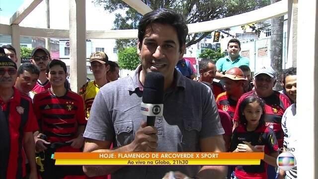 Globo Esporte PE - 17/01/2017