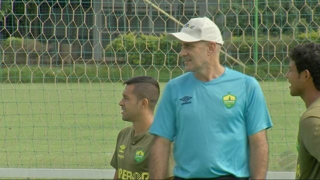Dourado estreia hoje no Estadual, e o técnico Itamar Schulle falou do jogo contra o Sinop