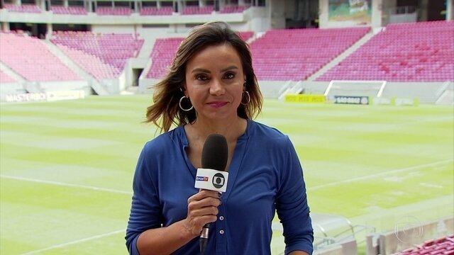 Globo Esporte PE 22/01/18