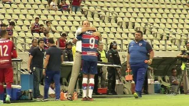 Fortaleza vence Maranguape por 2 a 0