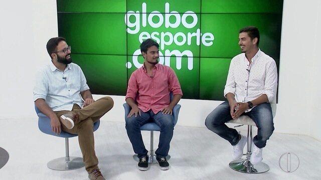 Resenha GE: jornalistas analisam o confronto do Boavista com o Inter pela Copa do Brasil