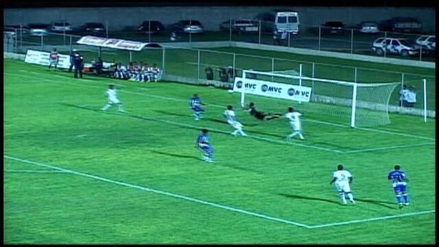 Os gols de São Mateus 2 x 1 Remo, pela Copa do Brasil 2010