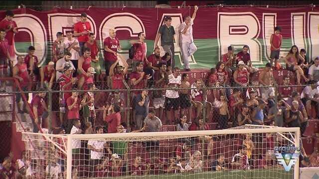 Portuguesa Santista inicia venda de ingressos para o jogo contra o EC São Bernardo