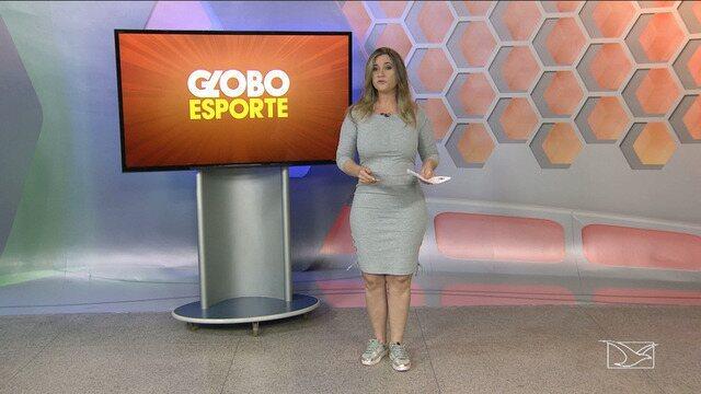 Assista a íntegra do Globo Esporte MA - 17-2-2018