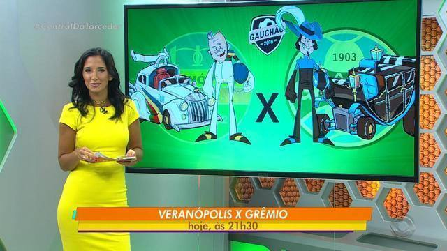 Globo Esporte RS - Bloco 2 - 17/02