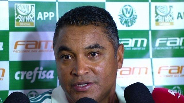 Veja a entrevista de Roger Machado, técnico do Palmeiras, após o empate com a Ponte Preta