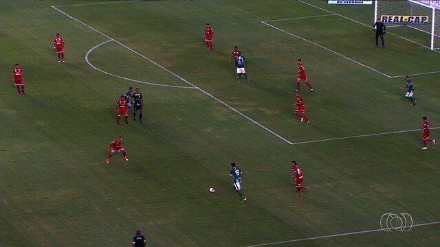 Vila Nova apenas empata com Rio Verde por 1 a 1