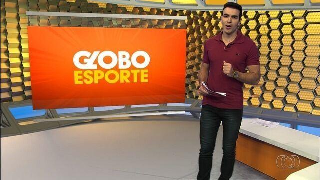 Globo Esporte GO - 19/02/2018 - Íntegra