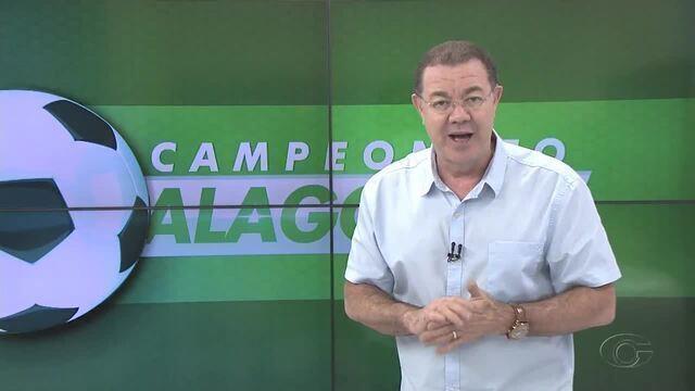 Confira o Globo Esporte-AL desta segunda-feira (19/01), na íntegra