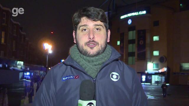 Direto do Stamford Bridge, Colin Vieira traz informações sobre Chelsea e Barcelona