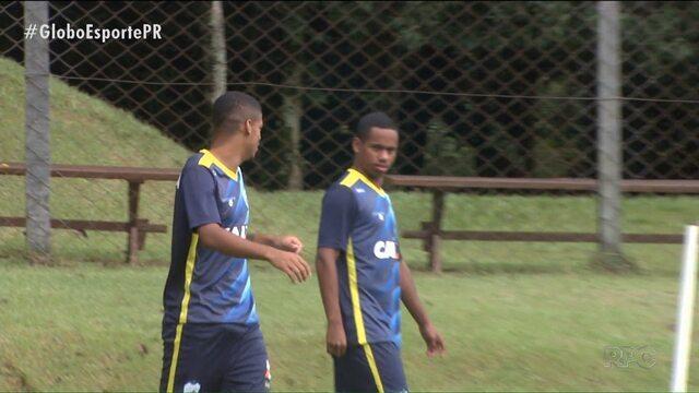Garotos dão esperança ao Londrina na Copa do Brasil