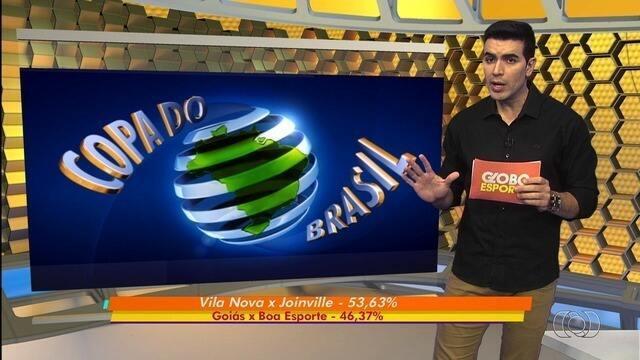 Enquete: Goiás ou Vila, quem leva mais público ao Serra nesta semana?