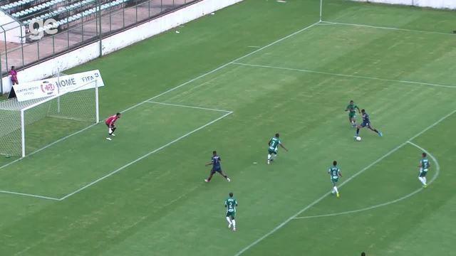 Os gols de Real 2 x 2 Formosa pelo Campeonato Brasiliense 2018
