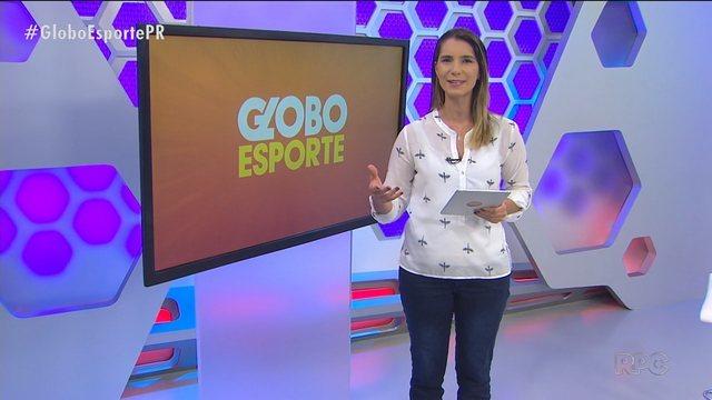 Veja a edição na íntegra do Globo Esporte Paraná de quarta-feira, 21/02/2018