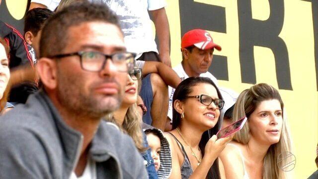 Globo Esporte MS - programa de quarta-feira, 21/02/2018 - íntegra
