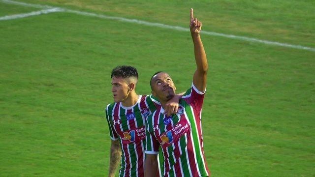 Os gols de Bangu 0 x 4 Fluminense pela 1ª rodada da Taça Rio 2018