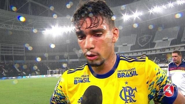 """Lucas Paquetá: """"É continuar trabalhando focado, partida a partida"""""""