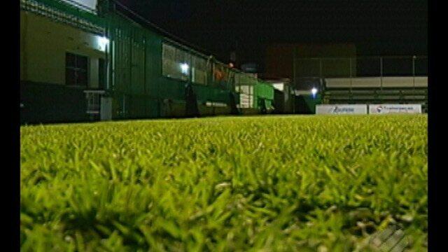Estádio Zinho Oliveira, em Marabá, é reaberto após reforma