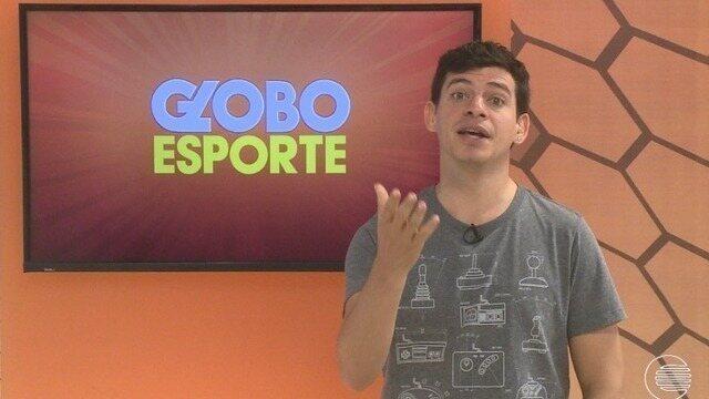 Globo Esporte - programa de 24/02/2018 - Íntegra