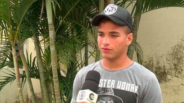Atacante do Piauí volta a se destacar após temporada fora dos campos