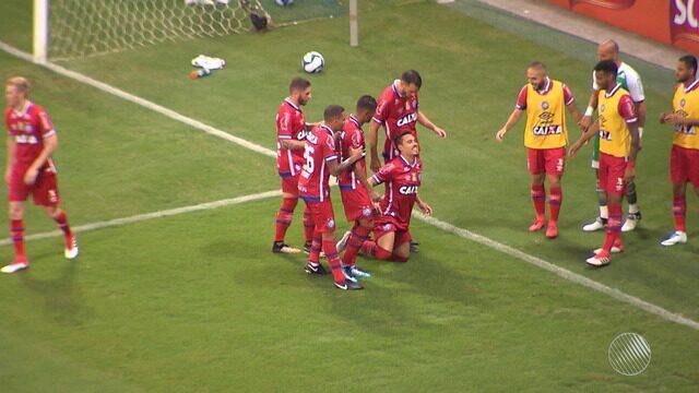 Bahia enfenta o Atlântico neste domingo (25), pelo Campeonato Baiano