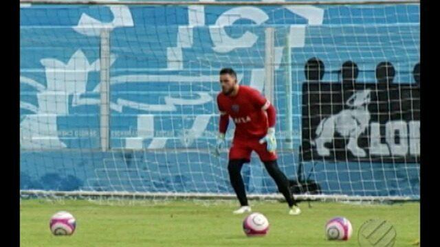 Marcão é confirmado como titular do Paysandu na temporada