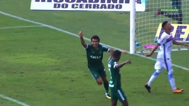 Veja os gols de Goiás 2x1 Itumbiara pelo Goianão